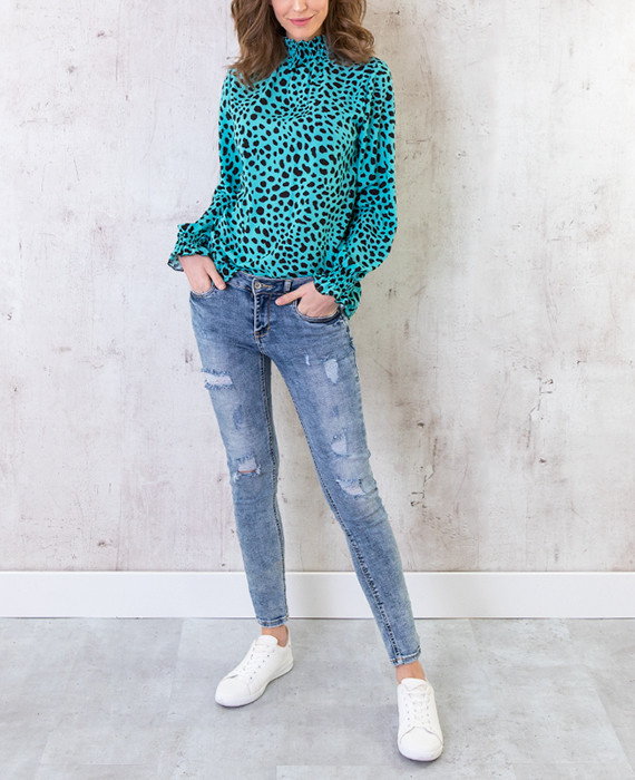 Col-Blouse-Cheetah-Turquoise-1