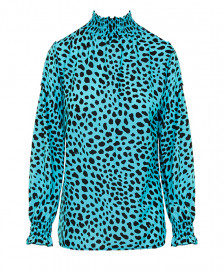 Col-Blouse-Cheetah-Turquoise