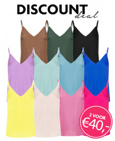 Discount Deal Silk Tops
