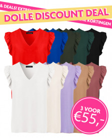 Dolle-Discount-Deal-Ruches-Tops